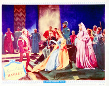 This is an image of Vintage Reproduction Lobby Card of Hamlet 296247