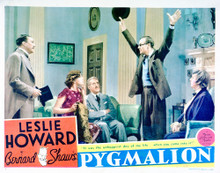 This is an image of Vintage Reproduction Lobby Card of Pygmalion 296253