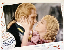 This is an image of Vintage Reproduction Lobby Card of Naughty Marietta 296282