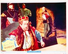 This is an image of Vintage Reproduction Lobby Card of Hamlet 296286