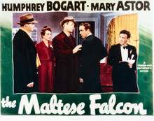 This is an image of Vintage Reproduction Lobby Card of The Maltese Falcon 296303