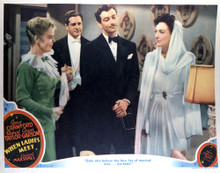 This is an image of Vintage Reproduction Lobby Card of When Ladies Meet 296451
