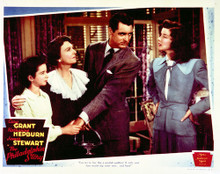 This is an image of Vintage Reproduction Lobby Card of The Philadelphia Story 297235