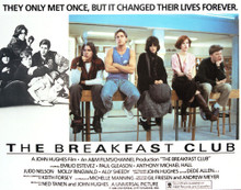This is an image of Vintage Reproduction Lobby Card of The Breakfast Club 296902
