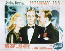 This is an image of Vintage Reproduction Lobby Card of Holiday Inn 296919