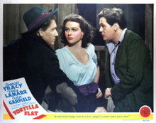 This is an image of Vintage Reproduction Lobby Card of Tortilla Flat 296933