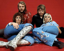 This is an image of Photograph & Poster of Abba 280852
