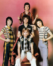 This is an image of Photograph & Poster of Bay City Rollers 243954