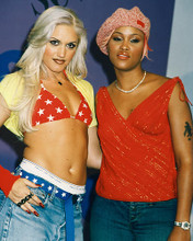 This is an image of Photograph & Poster of Gwen Stefani & Eve 248423