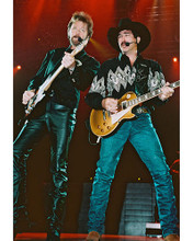 This is an image of Photograph & Poster of Kix Brooks & Ronnie Dunne 251536