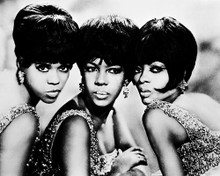 This is an image of Photograph & Poster of The Supremes 161985