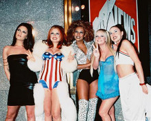 This is an image of Photograph & Poster of Spice Girls 234709
