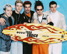 This is an image of Photograph & Poster of N'sync 239388
