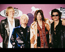 This is an image of Photograph & Poster of Aerosmith 244301