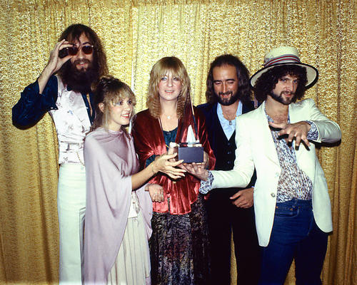 This is an image of Photograph & Poster of Fleetwood Mac 266350