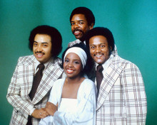 This is an image of Photograph & Poster of Gladys Knight and the Pips 266364