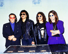 This is an image of Photograph & Poster of Black Sabbath 274281