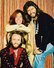 This is an image of Photograph & Poster of The Bee Gees 219933
