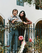 This is an image of Photograph & Poster of Sonny and Cher 230458