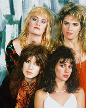 This is an image of Photograph & Poster of The Bangles 232171