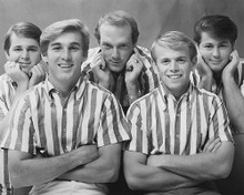 This is an image of Photograph & Poster of The Beach Boys 165272