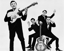 This is an image of Photograph & Poster of Gerry & the Pacemakers 168300