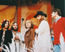 This is an image of Photograph & Poster of The Beach Boys 232172