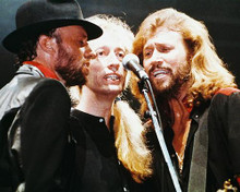 This is an image of Photograph & Poster of The Bee Gees 234943