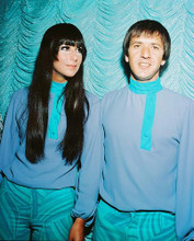 This is an image of Photograph & Poster of Sonny and Cher 240808