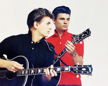 This is an image of Photograph & Poster of The Everly Brothers 238797