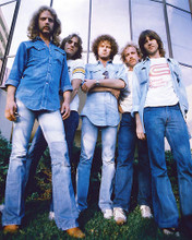This is an image of Photograph & Poster of The Eagles 255255