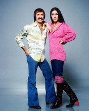 This is an image of Photograph & Poster of Sonny and Cher 259204