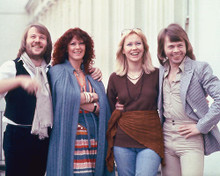 This is an image of Photograph & Poster of Abba 254239