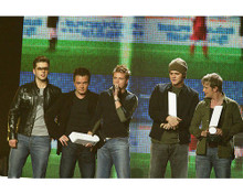 This is an image of Photograph & Poster of Westlife 255156