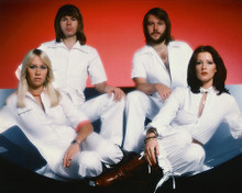 This is an image of Photograph & Poster of Abba 256113