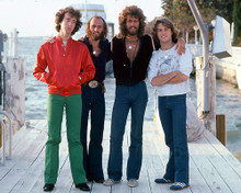 This is an image of Photograph & Poster of The Bee Gees 258143