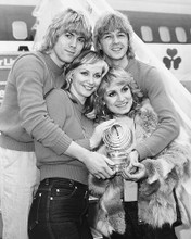 This is an image of Photograph & Poster of Buck's Fizz 178574