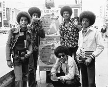 This is an image of Photograph & Poster of The Jackson Five 179165