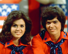 This is an image of Photograph & Poster of The Osmonds 265144