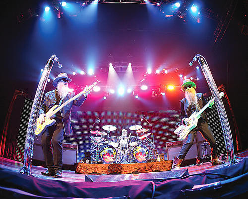 This is an image of Photograph & Poster of Zz Top 283065