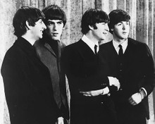 This is an image of Photograph & Poster of The Beatles 163561