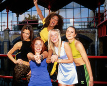 This is an image of Photograph & Poster of Spice Girls 285592