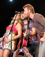 This is an image of Photograph & Poster of Lady Antebellum 286079