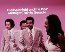 This is an image of Photograph & Poster of Gladys Knight and the Pips 287993