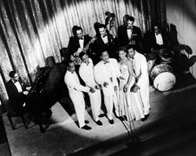 This is an image of Photograph & Poster of The Platters 197011