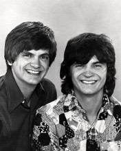 This is an image of Photograph & Poster of The Everly Brothers 197377