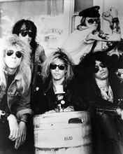 This is an image of Photograph & Poster of Guns N'roses 197178