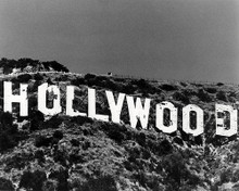 This is an image of Photograph & Poster of Hollywood Sign 197320