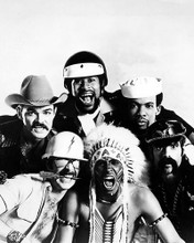 This is an image of Photograph & Poster of The Village People 100077