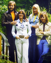 This is an image of Photograph & Poster of Abba 292128